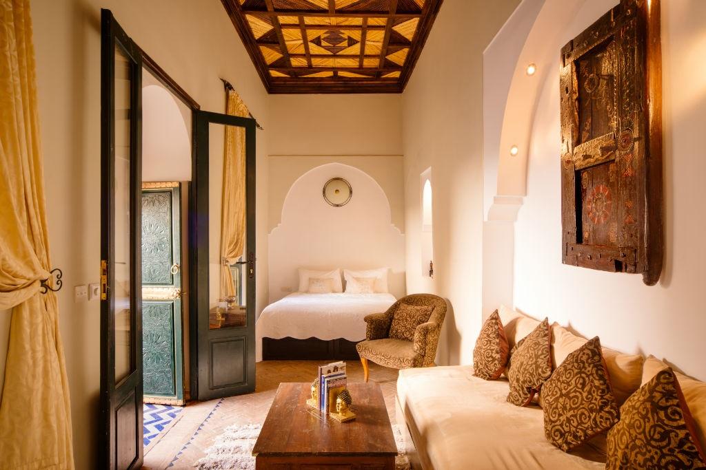 morocco riad marrakech