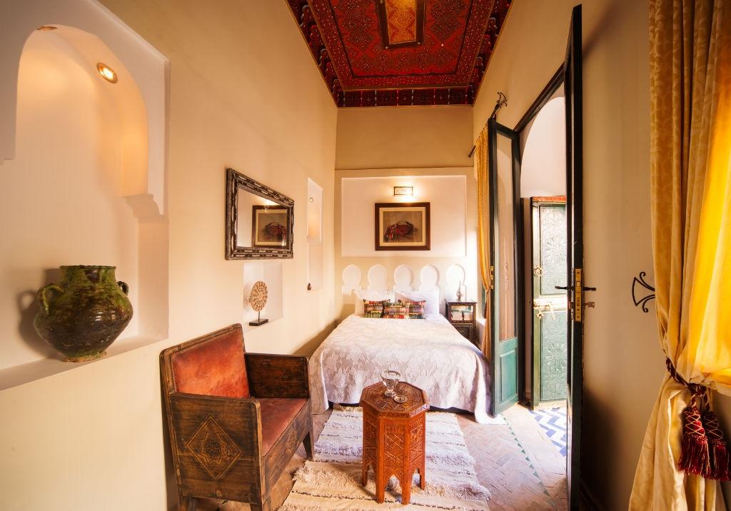 room in riad marrakech